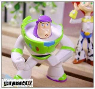 pcs Disney Toy Story 3 Movie Action Figure Doll Child Boy Girl Xmas