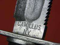 US pre 1967 CAMILLUS Jet Pilot Survival Fighting Knife