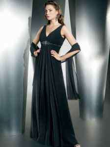 Free Amice black wedding Mother of the Bride dresses 14