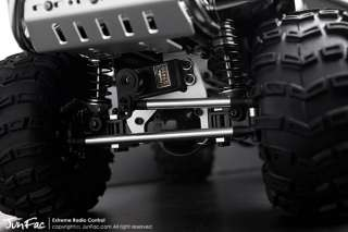 Link Suspension Conversion Kit and Axle Mounts for Tamiya Tundra