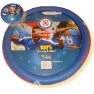 Club Cruz Azul Official Steering Wheelcolor gray