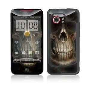 HTC Droid Incredible Decal Skin   Skull Dark Lord
