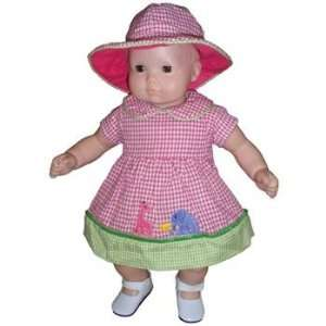 Toy Picnic Outfit hat for American Girl dolls Toys & Games