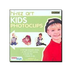 Hi Rez Art Kids Photoclips Popular High Quality Modern Design