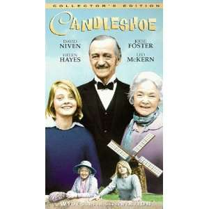 (Widescreen Edition) [VHS] Jodie Foster, David Niven, Helen Hayes