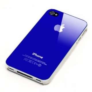 DARK BLUE REPLICASE CRYSTAL AIR JACKET CASE IPHONE 4 4S