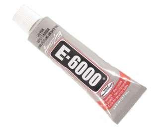 E6000 .5 oz Tube Multi Purpose Craft Adhesive Glue