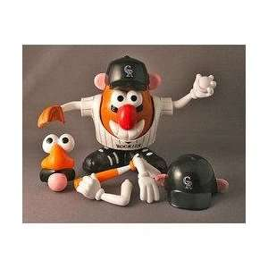 Colorado Rockies MLB Sports Spuds Mr. Potato Head Toy