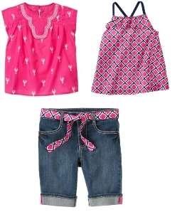 NWT Gymboree Cape Cod Cutie Top Shorts Size 4,5,6,7,8,9