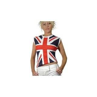 Boys British Flag Dress Vest for Suit or Tuxedo Clothing