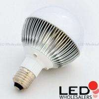 Watt Dimmable E26 Screw Base G90 LED White Light Bulb