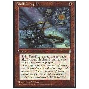 Magic the Gathering   Skull Catapult   Ice Age Toys & Games
