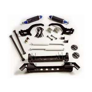 Pro Comp K6001BMX 6 Lift Kit with Knuckle, Coil and MX Shocks