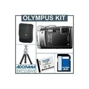 Olympus TG 810 Waterproof/Shockproof Digital Camera Kit
