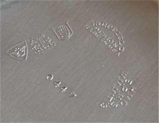 SHEFFIELD DESIGN USA HMCBREAD TRAY SILVER PLATE 0447