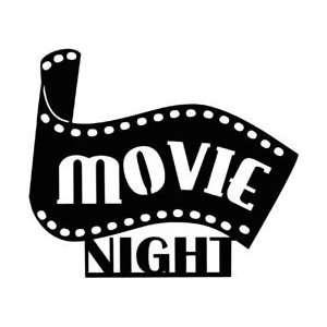 clip art movie night on PopScreen