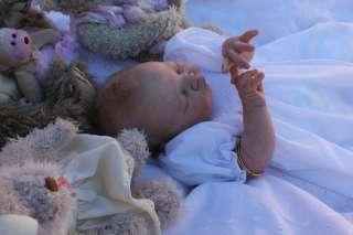 Boo~Babies SERAH Anatomically correct Torso Now Reborn baby Girl AVA