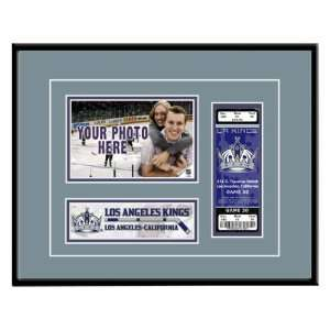 KingsGame Day Ticket Frame   Los Angeles Kings