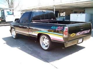 CHEVROLET 1990 SILVERADO 454 SS 1500 $15,500