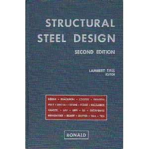 Structural steel design Books