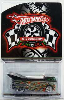 HOT WHEELS 2010 MEXICO CONV VOLKSWAGEN DRAG TRUCK R8459