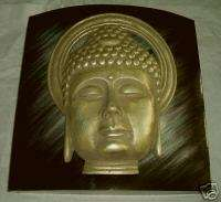 Oriental Asian Buddha Plaque Wall Art Quan Yin Kwan Yin