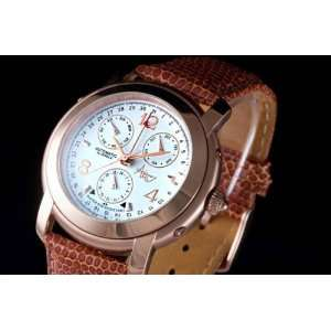 Astbury & Co Automatic Watch Mens Gents Rose Gold New
