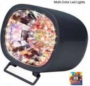 SUPER HIGH POWERED Laser Strobe Light folding PARTY DJ 3 Colors