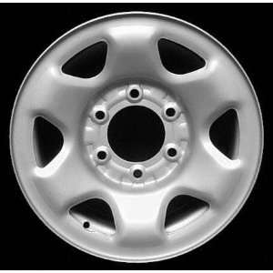 96 99 NISSAN PATHFINDER STEEL WHEEL RH (PASSENGER SIDE) RIM 15 INCH
