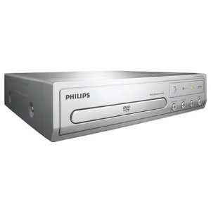 Philips DVP1013AR Compact Size All Region DVD Player
