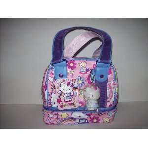 Hello Kitty Lunchbag/Diaper Bag with Keychain Baby