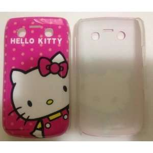 Blackberry 9700 Bold Hello Kitty Hard Back Cover Case Pink
