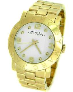 MARC BY MARC JACOBS GOLD TONE LADIES WATCH MBM3056