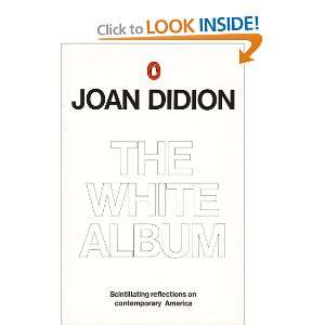 The White Album (9780140056785) Joan Didion Books