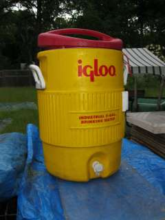 Gallon Igloo Cooler ice chest picnic