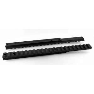 Gun Works HD F Class Savage Round Back Short Action Picatinny Rail