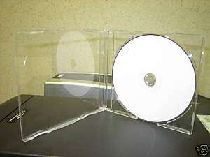 100 7.2MM MAXI SLIM SINGLE CD JEWEL CASE J CARD PSC17