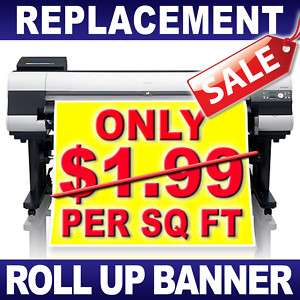 Trade Show Display Replacement Graphics Banner Printing