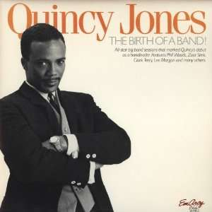 The Birth Of A Band Quincy Jones Music