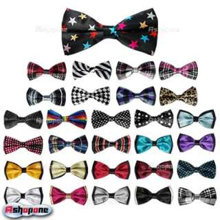 New Novelty Mens Unique Tuxedo Bowtie Bow Tie Necktie