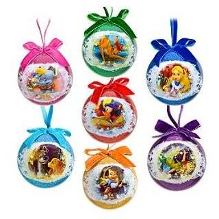 Limited Edition 2011 Disney Princess Christmas Ornament