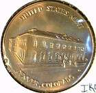 1973 D Denver MINT US MINT Commemorative Bronze Medal   Token   Coin