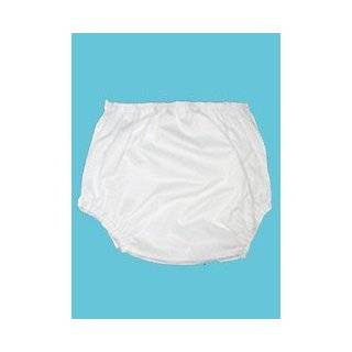 Leakmaster Deluxe Heavy Duty Adult Pullon Plastic Pants, X Large fits