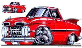 1959 1960 Chevy El Camino Hot Rod T Shirt #1900 4900
