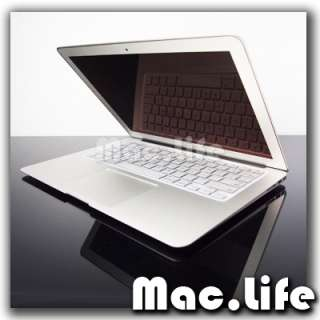 SILVER Keyboard Cover Skin for Macbook Air 13 A1369