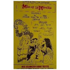 THE MAN OF LA MANCHA   RICHARD KILEY (BROADWAY THEATRE