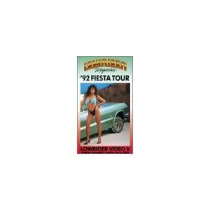 Low Rider 5: Fiesta Tour [VHS]: Lowrider Magazine: Movies