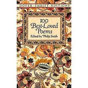 100 Best Loved Poems, Smith, Philip Literature & Fiction