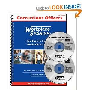 Workplace Spanish for Corrections Officers (9781930134621