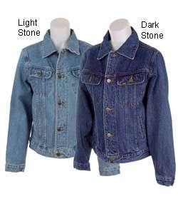 Lee Rider Womens Blue Denim Jacket